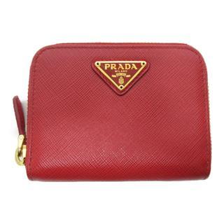 PRADA〈プラダ〉Zipped coin case purse wallet