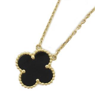 Van Cleef & Arpels〈ヴァンクリーフ&アーペル〉Vintage Alhambra necklace