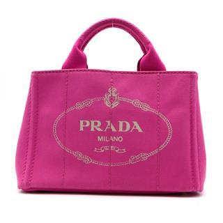 PRADA〈プラダ〉Canapa tote bag