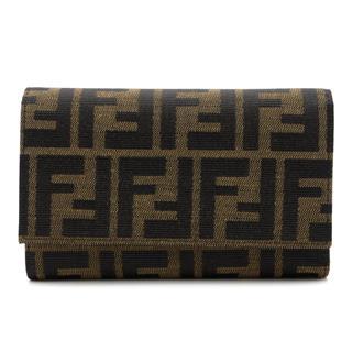 FENDI〈フェンディ〉Tri-fold wallet