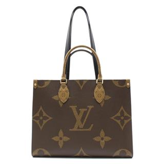 LOUIS VUITTON〈ルイヴィトン〉On the Go MM 2way Shoulder Tote Bag