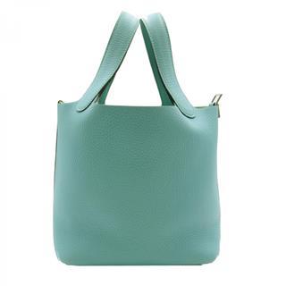 HERMES〈エルメス〉PicotinPM (SilverHardware) Handbag