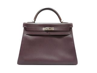 HERMES 〈エルメス〉 Kelly32 Hand Bag Souple style