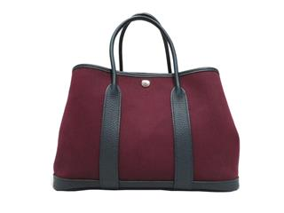 HERMES 〈エルメス〉 Garden party TPM Tote Bag Handbag