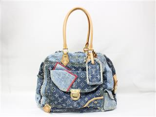 LOUIS VUITTON〈ルイヴィトン〉Bowly hand tote bag