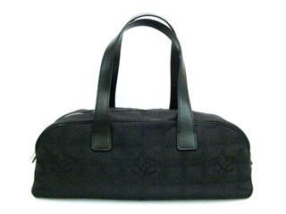 CHANEL〈シャネル〉New Travel Line Mini Boston Hand Bag