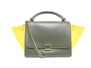 CELINE 〈セリーヌ〉 Small Trapez Shoulder
