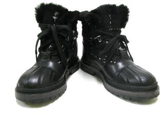 CHANEL 〈シャネル〉 Chanel short boots black