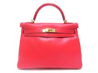 HERMES 〈エルメス〉 Kelly 32 Handbag 2way Shoulderbag