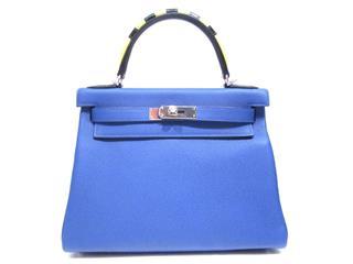 HERMES〈エルメス〉Kelly Galop 28 Retourne 2way Handbag Shoulderbag