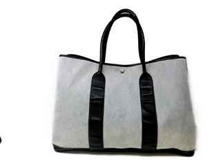 HERMES 〈エルメス〉 Garden Party GM Tote Shoulder Bag