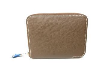 HERMES〈エルメス〉Asap compact Bi fold wallet