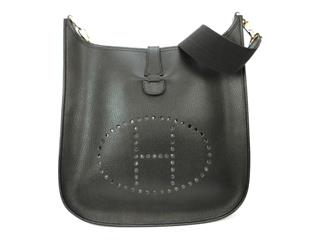 HERMES 〈エルメス〉 Evelyn GM shoulder messenger bag