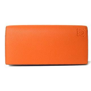 LOEWE〈ロエベ〉Long Horizontal Bi-fold wallet
