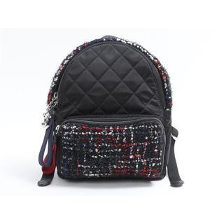 CHANEL〈シャネル〉Tweed Mini Rucksack Backpack bag