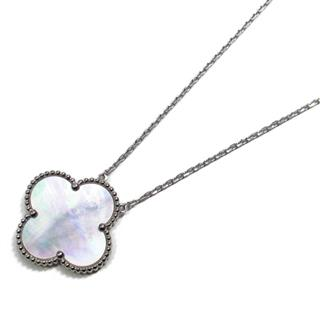 Van Cleef & Arpels 〈ヴァンクリーフ&アーペル〉 Magic Alhambra Pendant Necklace