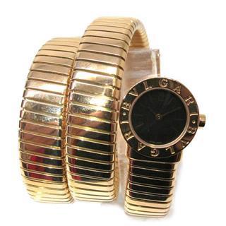 BVLGARI〈ブルガリ〉Tubogas Wrist Watch