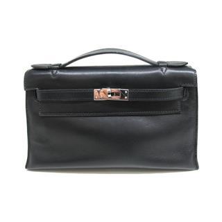 HERMES〈エルメス〉Pochette Kelly hand clutch mini bag