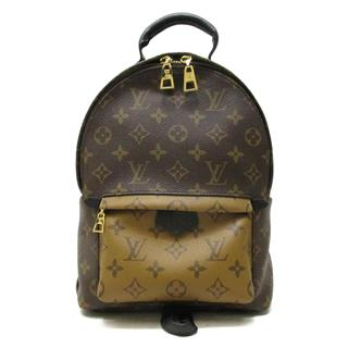 LOUIS VUITTON 〈ルイヴィトン〉 Palm spring backpack PM rucksack