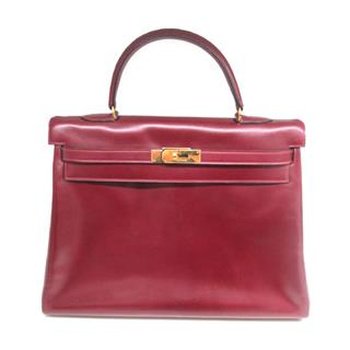 HERMES 〈エルメス〉 Kelly 35 Inside stittched hand bag