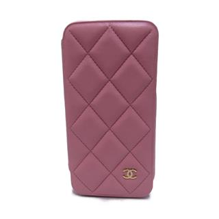 CHANEL 〈シャネル〉 iPhone case Mobile Phone Case