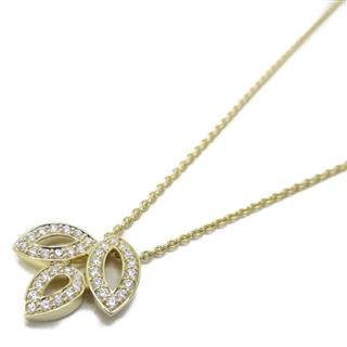 HARRY WINSTON 〈ハリーウィンストン〉 Lily Cluster Mini Pendant Necklace