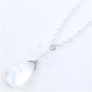 CHANEL〈シャネル〉A18 Crystal Long Necklace