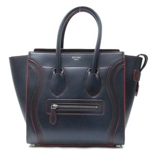 CELINE 〈セリーヌ〉 Luggage micro handbag