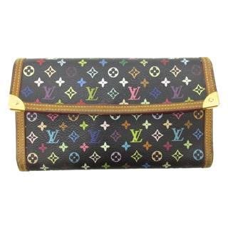 LOUIS VUITTON 〈ルイヴィトン〉 Porte tresor International Tri fold Wallet