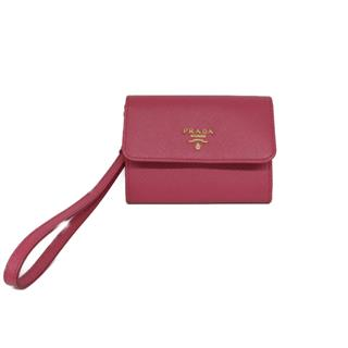 PRADA 〈プラダ〉 Coin case porte-monnaies purse