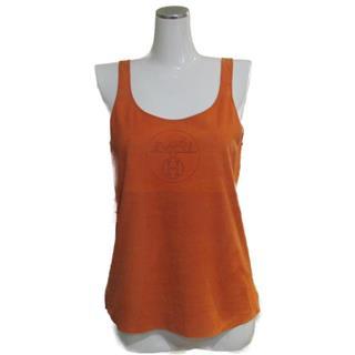 HERMES〈エルメス〉sleeveless tank top #36