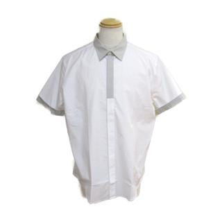 HERMES 〈エルメス〉 Shirt mens #42 short sleeves