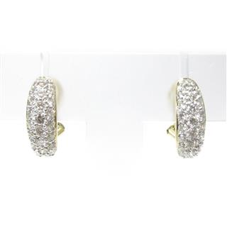 JEWELRY 〈ジュエリー〉 Diamond earrings