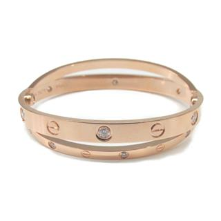Cartier 〈カルティエ〉 Love Bracelet 12P Diamond Bracelet