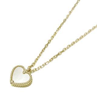 Van Cleef & Arpels〈ヴァンクリーフ&アーペル〉Sweet alhambra necklace