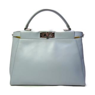 FENDI〈フェンディ〉Peekaboo 2way shoulder hand bag