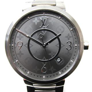 LOUIS VUITTON 〈ルイヴィトン〉 Tambour Slim Eclipse Watch