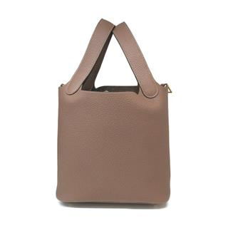 HERMES 〈エルメス〉 Picotin Lock PM Hand tote bag