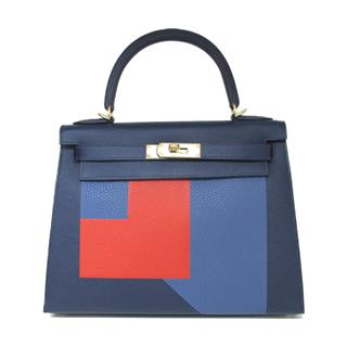HERMES〈エルメス〉Kelly 28 Personalized Outer Handbag