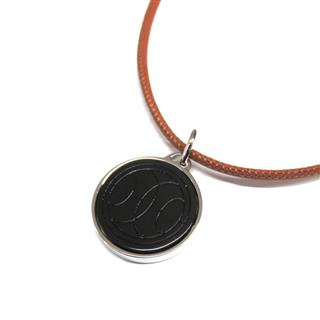 HERMES〈エルメス〉Medaille Allures PM Pendant Necklace