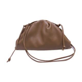 BOTTEGA VENETA〈ボッテガ・ヴェネタ〉Mini the pouch shoulder crossbody bag