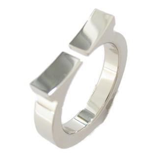 Cartier〈カルティエ〉Logo ring #9 #49