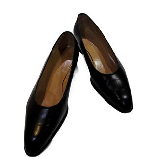 HERMES 〈エルメス〉 pumps shoes heels #35.5