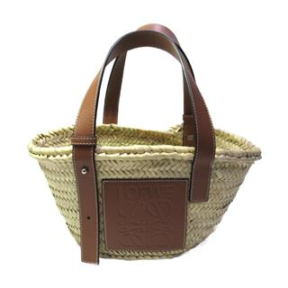 LOEWE 〈ロエベ〉 Basket small hand tote bag