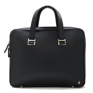 dunhill〈ダンヒル〉Briefcase zipper hand bag
