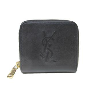 YVES SAINT LAURENT 〈イブ・サンローラン〉 Folded wallet