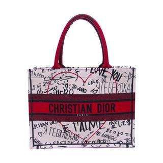Dior〈クリスチャン・ディオール〉Book tote small hand bag