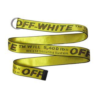 SELECTION〈セレクション〉OFF-WHITE belt