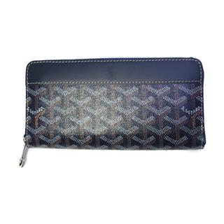 GOYARD 〈ゴヤール〉 around zipper long wallet Purse
