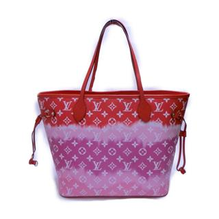 LOUIS VUITTON〈ルイヴィトン〉Escal Neverfull MM Tote Bag